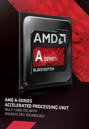 AMD APU PC Cover