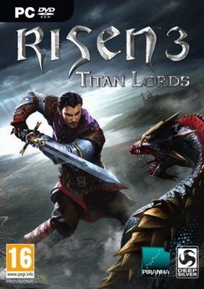 Risen 3: Titan Lords PC Cover