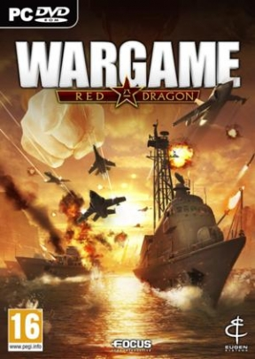 Wargame: Red Dragon PC Cover