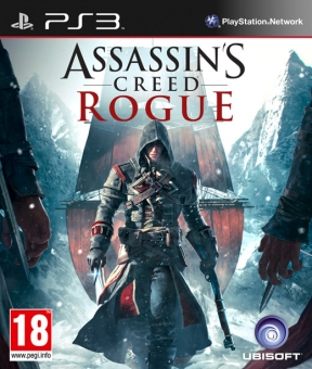 Assassin's Creed: Rogue PS3 Cover