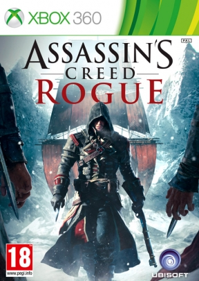 Assassin's Creed: Rogue Xbox 360 Cover