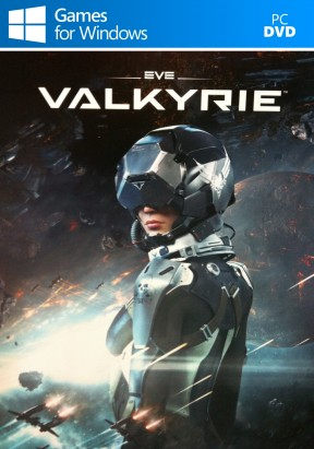 EVE Valkyrie PC Cover