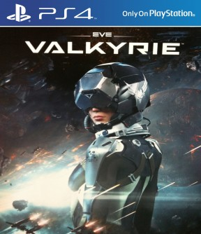 EVE Valkyrie PS4 Cover