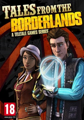 Tales from the Borderlands PC Cover