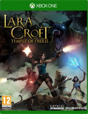 Lara Croft and the Temple of Osiris Xbox One Cover