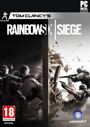 Rainbow Six: Siege PC Cover