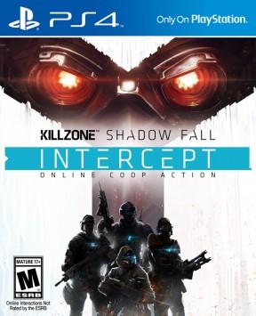 Killzone Shadow Fall: Intercept DLC PS4 Cover
