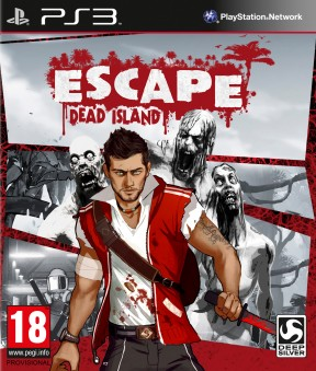 Escape Dead Island PS3 Cover
