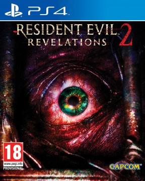 Resident Evil Revelations 2 PS4 Cover