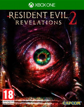 Resident Evil Revelations 2 Xbox One Cover