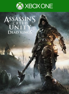 Assassin's Creed Unity: Dead Kings Xbox One Cover