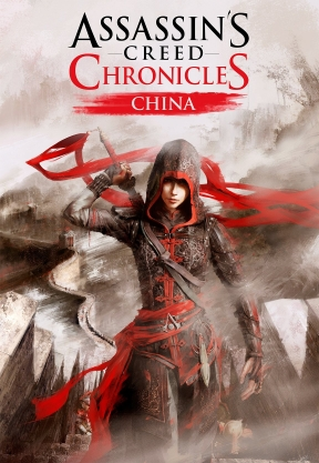 Assassin's Creed Chronicles: China Xbox One Cover