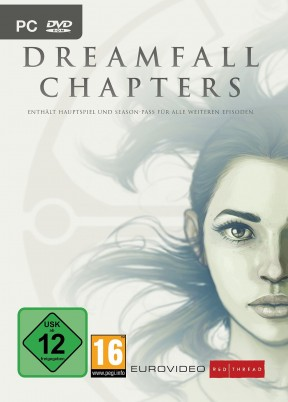 Dreamfall Chapters: The Longest Journey PC Cover