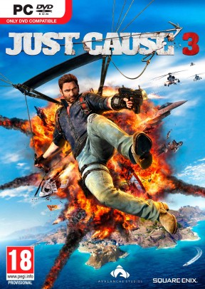 Just Cause 3 PC Cover