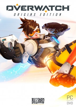 Overwatch PC Cover