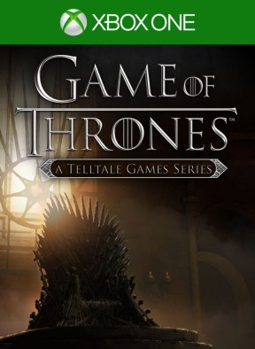 Game of Thrones Episode 1: Iron From Ice Xbox One Cover