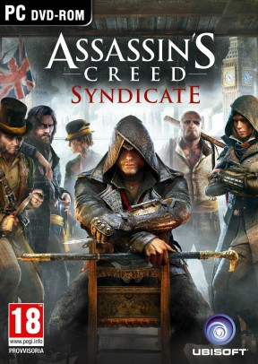 Assassin's Creed Syndicate PC Cover