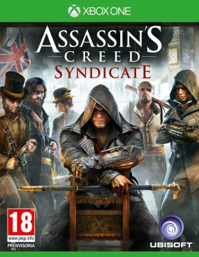 Assassin's Creed Syndicate Xbox One Cover