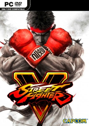 Street Fighter V PC Cover