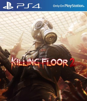 Killing Floor 2 PS4 Cover