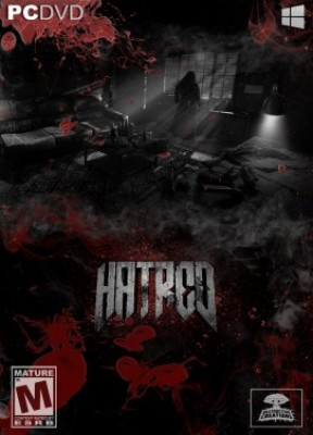 Hatred PC Cover