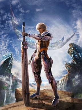 Mobius Final Fantasy iPhone Cover