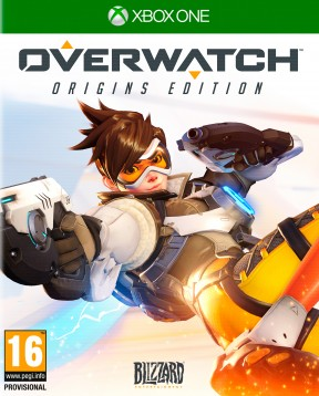 Overwatch Xbox One Cover