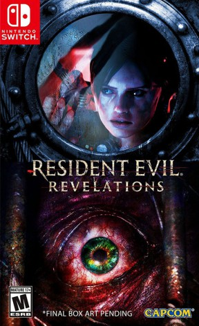 Resident Evil Revelations 2 Switch Cover