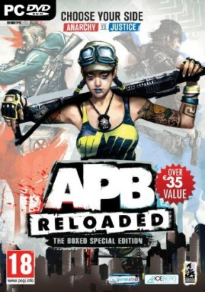 APB Reloaded PC Cover