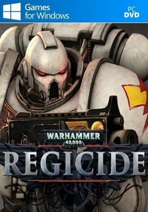 Warhammer 40,000: Regicide PC Cover