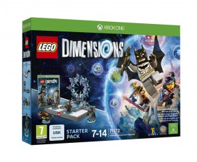 LEGO: Dimensions Xbox One Cover