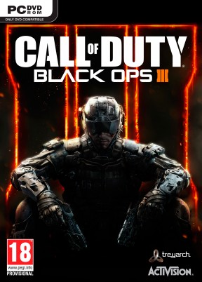 Call of Duty: Black Ops III PC Cover