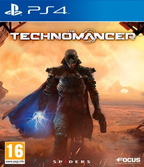 The Technomancer PS4 Cover