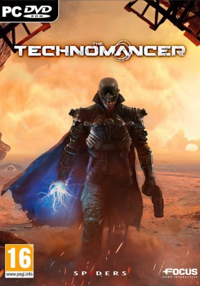 The Technomancer PC Cover
