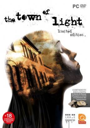 The Town of Light PC Cover