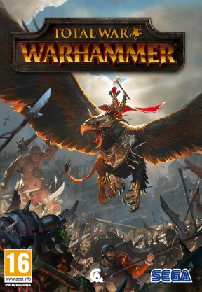 Total War: Warhammer PC Cover