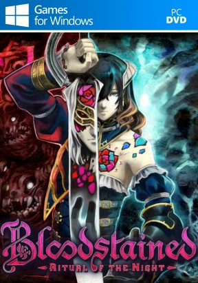Bloodstained: Ritual of the Night PC Cover