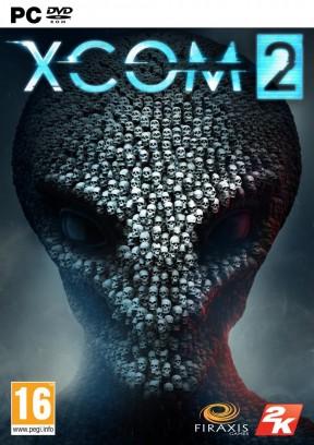 XCOM 2 PC Cover