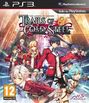 The Legend of Heroes: Trails of Cold Steel PS3 Cover