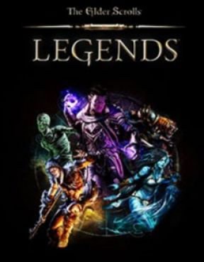 The Elder Scrolls Legends PC Cover