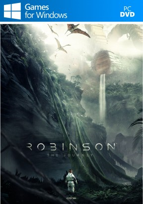 Robinson: The Journey PC Cover