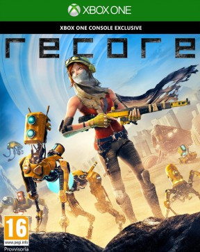 ReCore Xbox One Cover