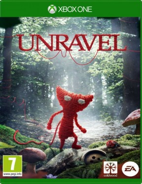 Unravel Xbox One Cover
