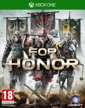 For Honor Xbox One Cover