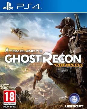 Ghost Recon: Wildlands PS4 Cover