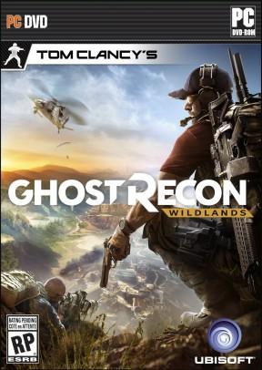 Ghost Recon: Wildlands PC Cover