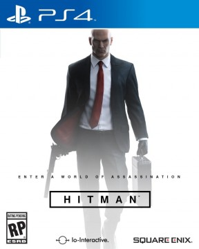 Hitman: World of Assassination PS4 Cover