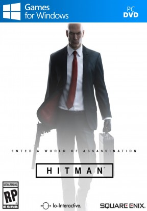 Hitman: World of Assassination PC Cover