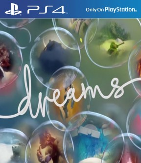 Dreams (2015) PS4 Cover