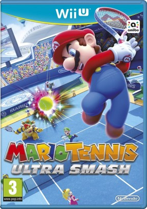 Mario Tennis: Ultra Smash Wii U Cover